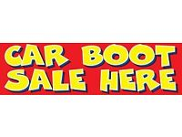 INDOOR CAR BOOT/TABLE SALE