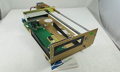 Qualstar Tape Library I O Port Assembly With Motor 500750 01 3 500607 01 5