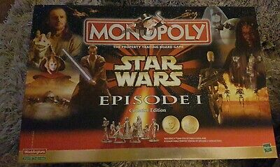 Star Wars Episode 1 Monopoly  for sale  Shipping to Nigeria