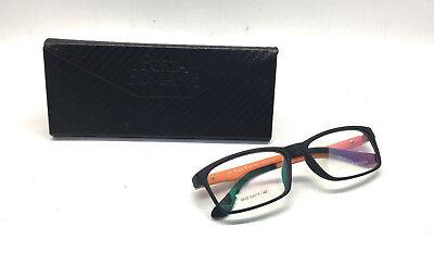 Porta Romana 9820 C8 Men Women Eyewear Optical Frame DEMO Lences Rectangle BB25