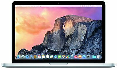 "Apple MacBook Pro Retina 13.3"" Core i5 Turbo Boost 8GB RAM 128GB SSD MGX72LL/A"