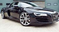 Audi R8 by UK Sports & Prestige, Knaresborough, North Yorkshire