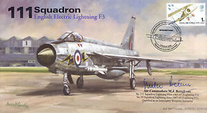 RAF-signed-cover-111-Sqn-English-Electric-Lightning-signed-BETTELL-OBE-AV600