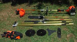 6 metre reach Pole Chainsaw Multi Tool Brush Cutter Hedge Trimmer Panania Bankstown Area Preview