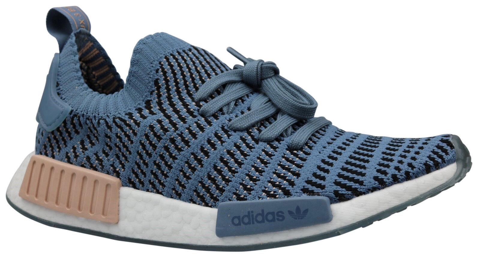 5934aa5f76af4 ≡ Kaufen Adidas NMD R1 Primeknit W Damen Sneaker Schuhe CQ2029 blau Gr. 36  - 41 NEU & OVP - Amazon und eBay Preisvergleich Service 2019