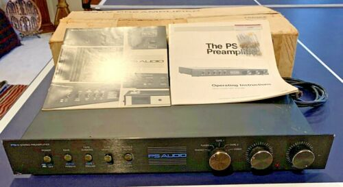 Vintage PS Audio IV Preamplifier