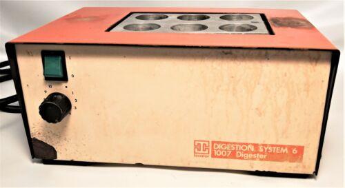 Tecator DS6 1007 Digester