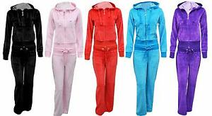 Velour Tracksuit  Women s Clothing  8f72cf4e6afd