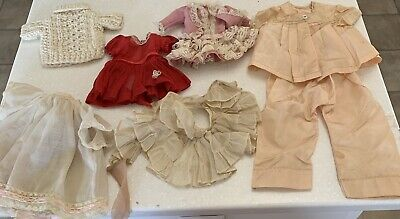 Vintage clothes for 50s Dolls