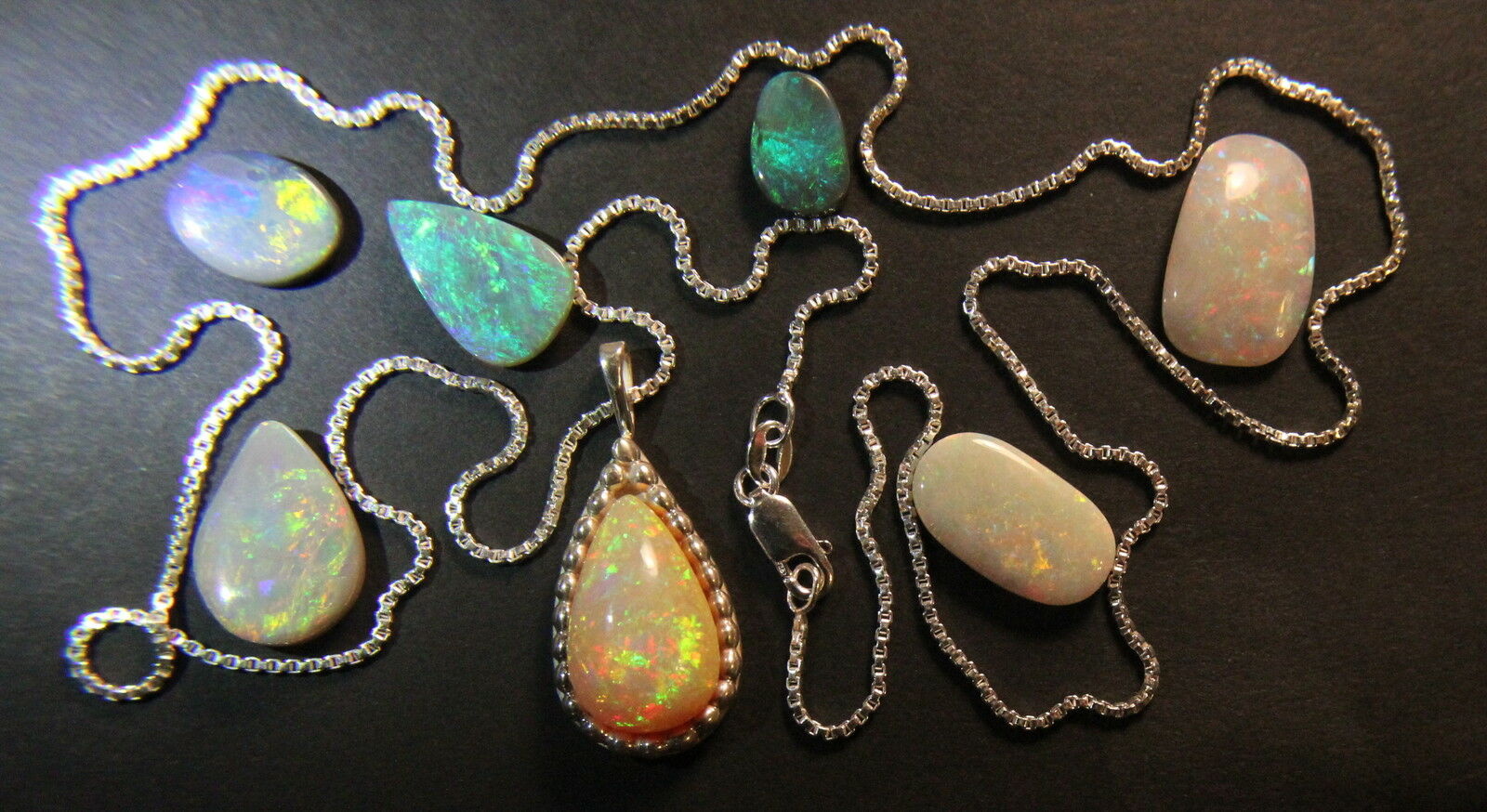 Glorious Opals
