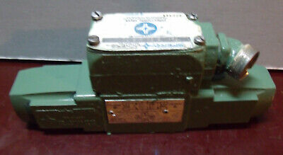 Sperry Vickers Hydraulic Directional Valve Dg4v32cwb12  2190