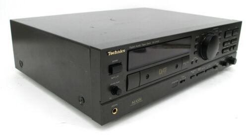 Technics SV-DA10 DAT Digital Audio Tape Deck