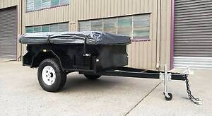 CCT 7ft×4ft OFFROAD CAMPER TRAILER Salisbury Brisbane South West Preview
