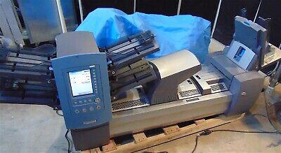 Pitney Bowes Di950 Folder Inserter Sealer Model F700 With Modules S4085