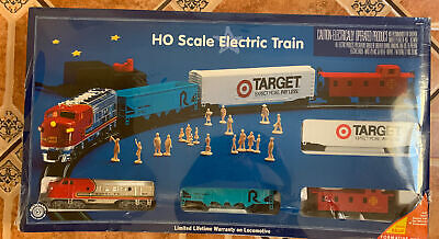 BACHMANN train set ... for TARGET HO Scale STILL SEALED 1994 3 cars Read