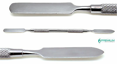 Dental Cement Spatula Mixing Lab Restorative Double Ended Instruments
