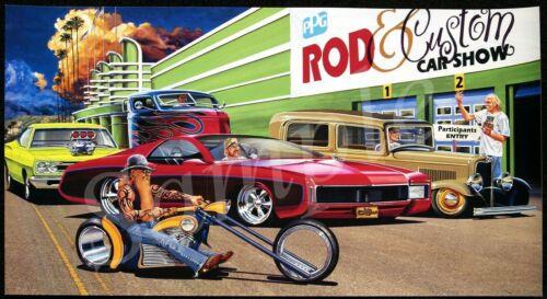 2011 PPG Hot Rod Print
