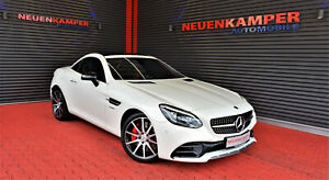 Mercedes-Benz SLC 43 AMG Roadster Pano AIRSCARF H/K Comand ILS