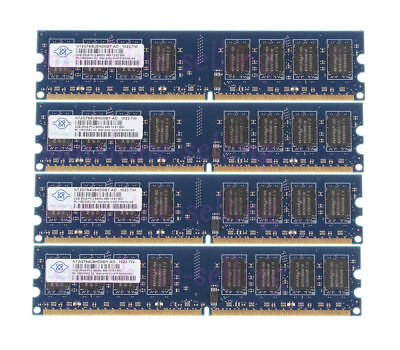 QUALITY 8GB DDR2 PC-6400 MEMORY RAM KIT DELL XPS 420 410 630 630i PRECISION 390 Dell Ddr2 Memory