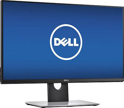 "Dell - 27"" LED QHD GSync Monitor - Black"