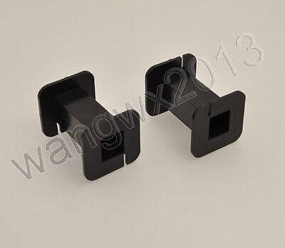 2pcs Plastic Bobbin Wire Coil Frame For Amplifier Crossover Inductor 443232mm