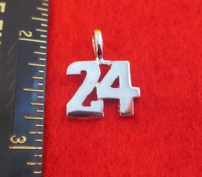 14KT WHITE GOLD EP NUMBER