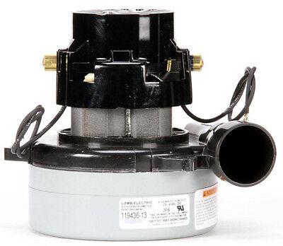 Ametek Lamb Vacuum Blower Motor 24vdc 119436-13