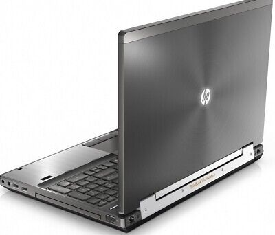 HP 8560w Elitebook Workstation i7 2.3Ghz 12GB 500GB Quadro 1000M 1920x1080
