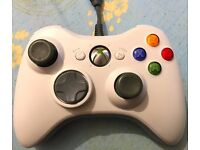 Xbox 360 controler (New) and computer controller