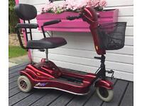 Roma Toronto mobility scooter (boot size)