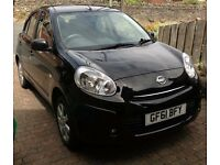 2011 Nissan Micra Automatic with 16,000 miles & 12 Months MOT