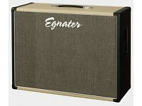 "Egnater Tourmaster 212X - 160W Boutique Guitar Speaker Cabinet 2 x 12"" - C/W Celestion Elite 80 s"