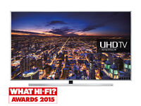 48in Samsung - UHD 4K 3D - LED Smart TV Voice ctrl -1000hz- Freeview & Freesat HD