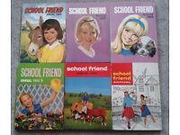Girls' Annuals: SCHOOL FRIEND