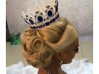 Wedding Bridal Hair Models Needed
