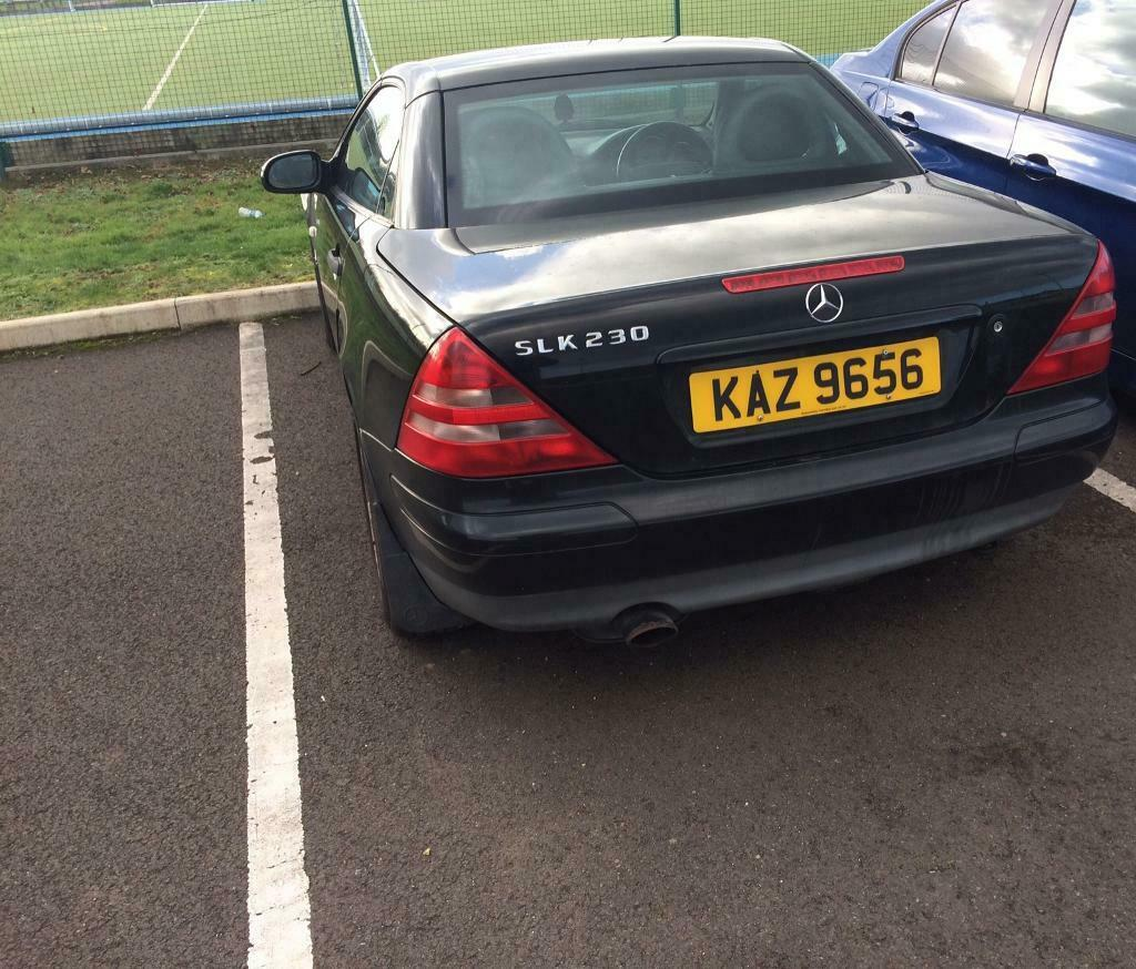 Mercedes slk 230 supercharged 1997 classic | in Yeovil, Somerset | Gumtree
