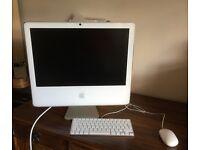 """IMac 5.1 20""""screen & slim keyboard"""