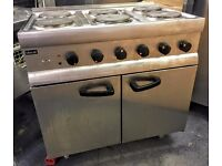 PROFESSIONAL STAINLESS STEEL KITCHEN CATERING EQUIPMENT - JOB LOT