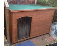 Large dog kennel / house / hideout