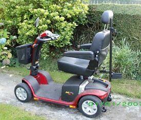 Mobility Scooter - Pride Colt Plus SC710