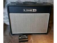 Line 6 flextone iii Guitar amplifier 75w