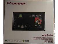 Pioneer Apple airplay car stereo