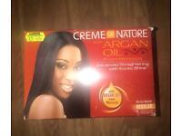 Creme Of Nature Argan Oil Regular Relaxer
