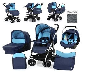 Huck travel system All in One very good condition.