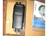 Two way Radios Professional FOR SALE !! Only One Left ..new