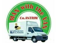 Man & Van Co Antrim