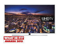 48in Samsung - UHD 4K 3D - LED Smart TV Voice ctrl -1000hz- Freeview & Freesat HD