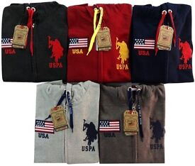 US POLO Mens WInter Wear Collection Hoddies Jackets for Wholesale Only