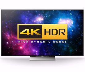 65'' SONY KD-65XD9305 65 Inch 3D SMART 4K Ultra HD HDR LED TV.2017 MODEL. FREE DELIVERY/SETUP