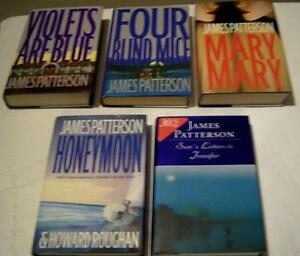 JAMES PATTERSON- Updated list Kingston Kingston Area image 2